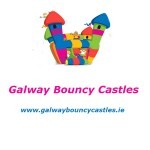 Galway Bouncy Castles contact us logo